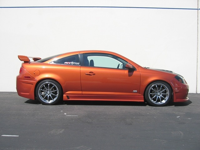 2005 - 2007 Chevrolet Cobalt SS Supercharged Tein S  Tech Springs