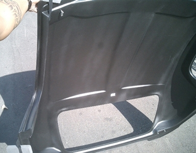 2004 - 2009 Honda S2000 Techno R Style Carbon Fiber Hardtop - VIS Racing