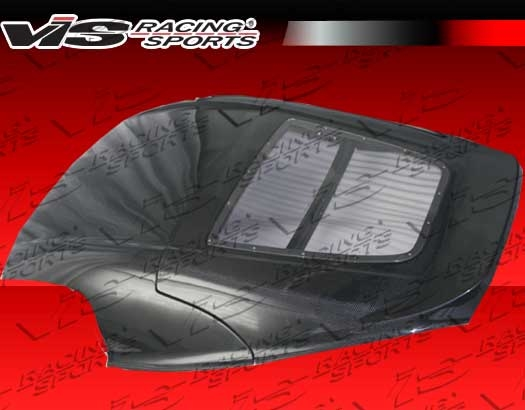 2004 - 2009 Honda S2000 Roadster Style Fiberglass Hardtop - VIS Racing
