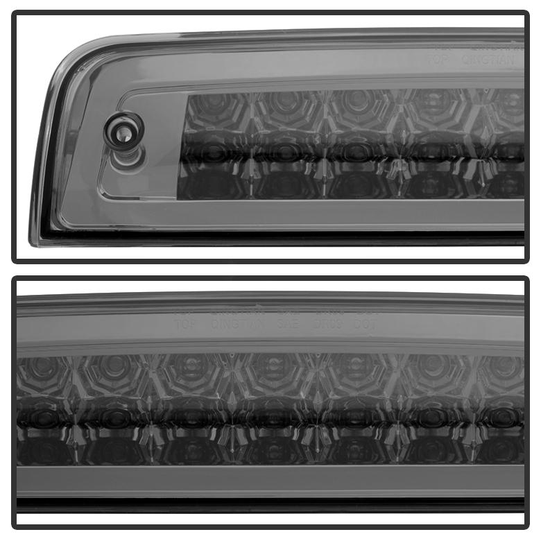 2009 - 2015 Dodge Ram 1500 LED 3RD Brake Light - Smoke