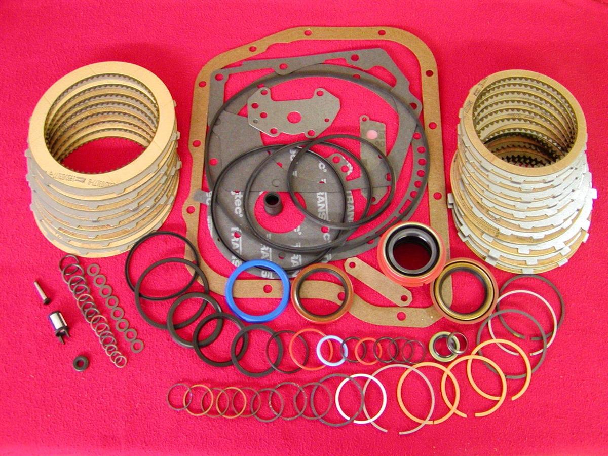 518, 618, 46rh, 46re, 47rh, 47re transmission overhaul kit with steels  90-97 (
