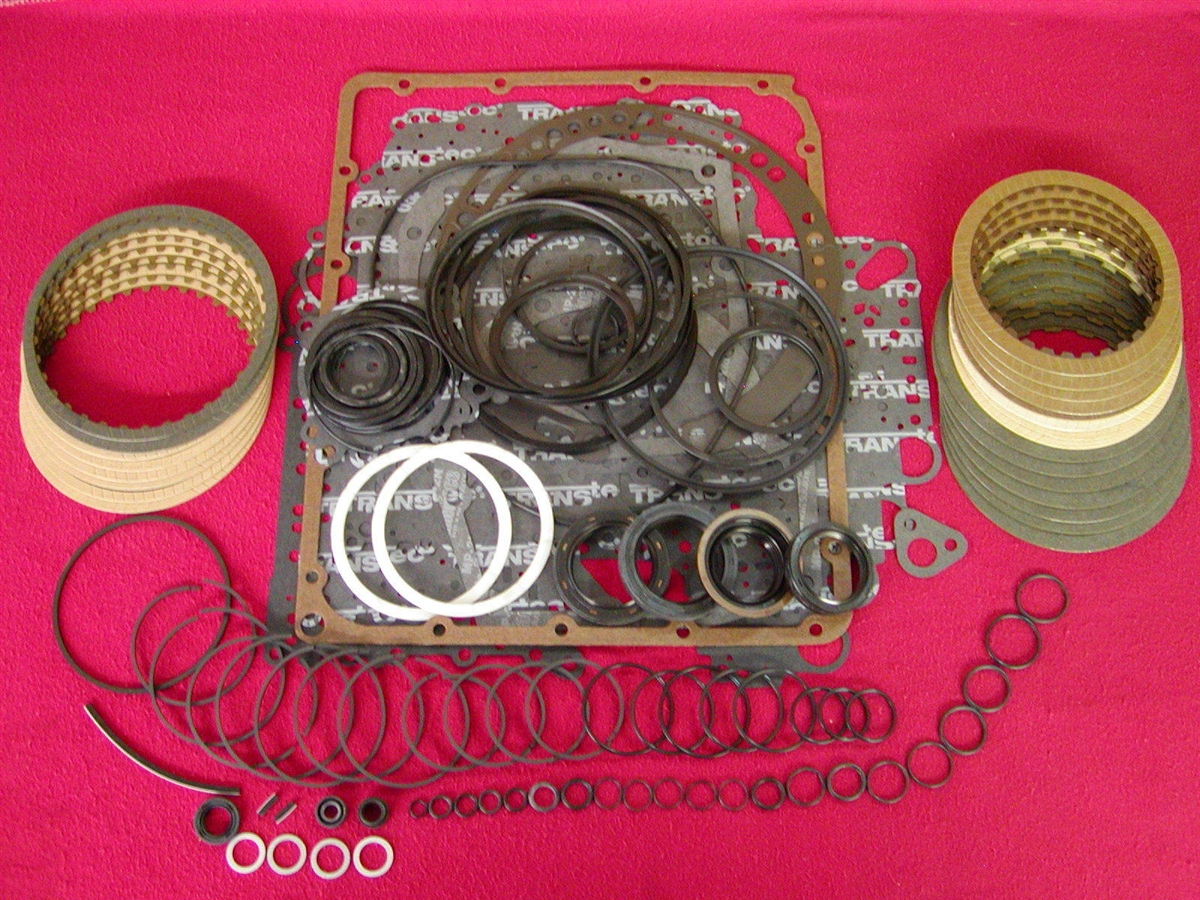 re4r01a transmission master rebuild kit less steels early 00 - 04 (73004hf)