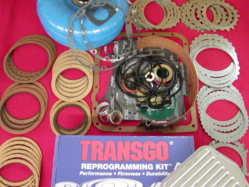 700r4, 4l60 performance transmission master rebuild kit 82-84 27 spline  input