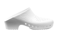 White Calzuro Footwear