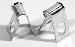 1-2149 68-82 Hood Release Cable Clamps.