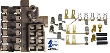 1 40378 58 62 fuse block repair kit. Black Bedroom Furniture Sets. Home Design Ideas