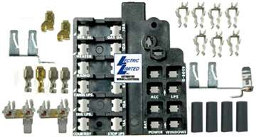 1 40380 64 66 fuse block repair kit. Black Bedroom Furniture Sets. Home Design Ideas