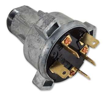 1-42456 Corvette Ignition Switch  Replacement 1966-1967