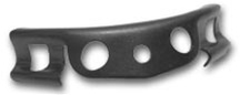 1-43448 64-67 Windshield Corner Molding Clip. Coupe - 2 Required Per Windshield