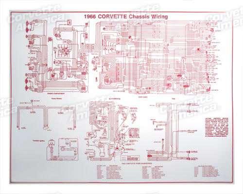 1969 corvette chassis wiring diagram corvette specialties 490066  corvette specialties 490066