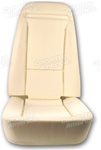 1-7221 70-74 Seat Foam. 4 Piece Set