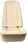 1-7223 76-78 Seat Foam. 4 Piece Set