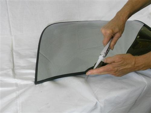 8 44702 1978 1982 Glass T Top Edge Trim Molding Kit