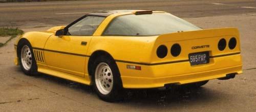 AWF220 GTO Wing Rear 84-90
