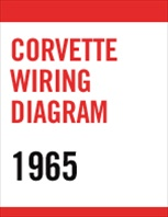 C2 1965 Corvette Wiring Diagram - PDF File - Download Only