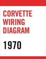 C3 1970 Corvette Wiring Diagram PDF File Download Only
