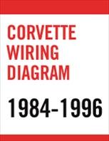 corvette wiring diagram pdf file only c4 1984 1996 corvette wiring diagram pdf file only