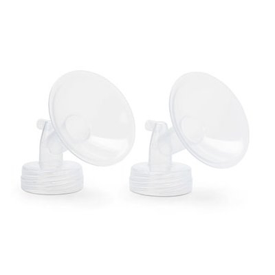 Ameda Mya 24mm Breast Flange - Pair