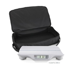 Healthy Weight Digital Baby Scale & Carrying Case Bundle