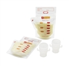 Ameda Store and Pour Breast Milk Storage Bag Starter Kit