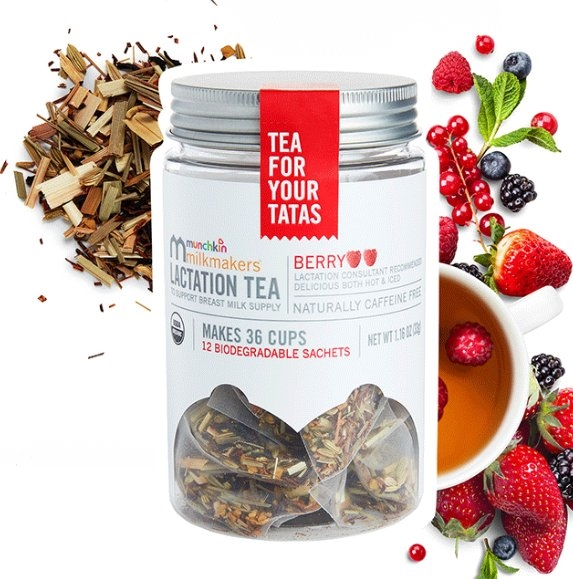 Milkmakers Lactation Tea - Berry