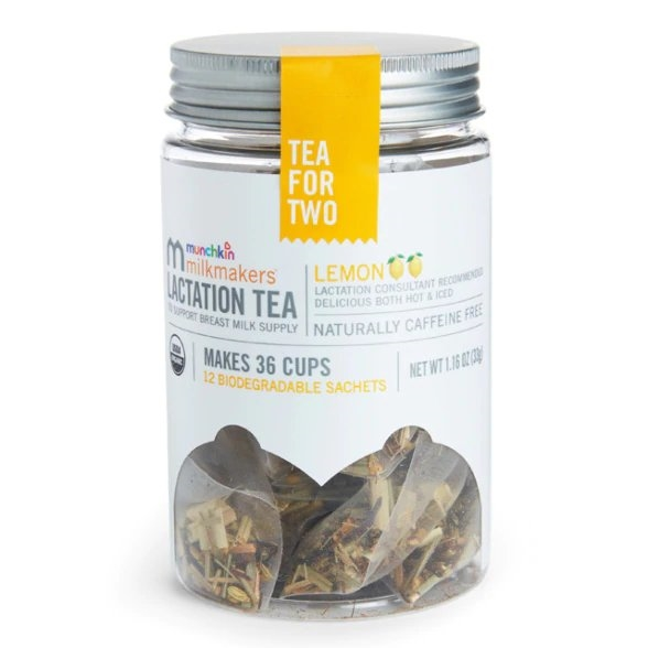 Milkmakers Lactation Tea - Lemon