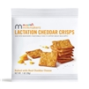 Milkmakers Lactation Cheddar Crisps