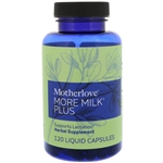 Motherlove More Milk Plus Vegetarian Capsules