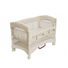 Arm's Reach Mini Ezee 2 in 1 Co-Sleeper - Natural