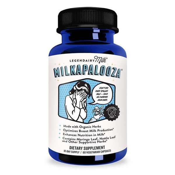 Legendairy Milk Milkapalooza Organic Lactation Blend