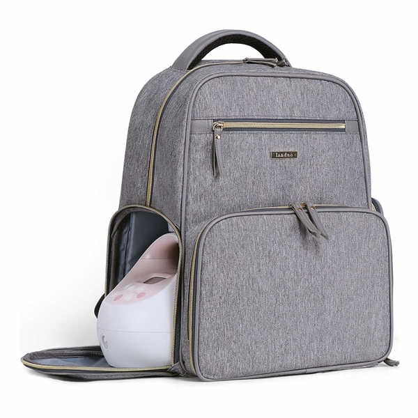 Landuo Breast Pump Backpack Bag