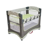 Arm's Reach Ideal Ezee 3 in 1 Co-Sleeper - Dandelion