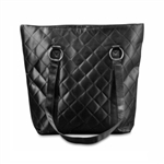Spectra Black Breast Pump Tote