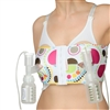 PumpEase Kaleidoscope Hands Free Pumping Bra