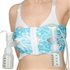 PumpEase Hands Free Pumping Bra - Limited Edition Ta-Ta Turquoise
