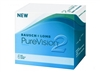 Purevision 2 (HD) Contact Lenses - 6 Per Box