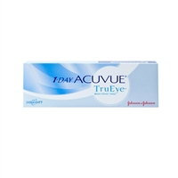 1 Day TruEye 30 Pack Contact Lenses - Johnson & Johnson