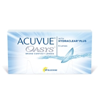 Acuvue Oasys Contact Lenses - Johnson & Johnson