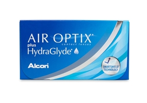 Air Optix Aqua (previously O2 Optix) Contact Lenses