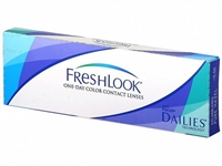 Freshlook 1-day Colour Contact Lenses