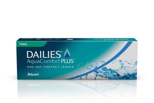 Dailies Aquacomfort Plus Toric Contact Lenses 30pk
