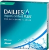 Dailies Aquacomfort Plus Toric Contact Lenses 90pk