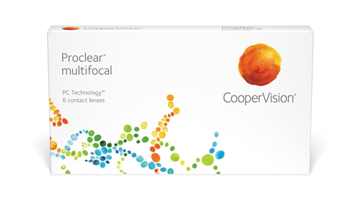 Proclear Multifocal Contact Lenses CooperVision
