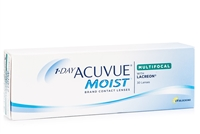 1-Day Acuvue Moist Multifocal 30 Pack-Johnson & Johnson