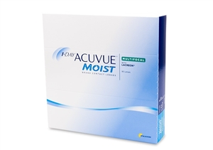 1-Day Acuvue Moist Multifocal 90 Pack-Johnson & Johnson