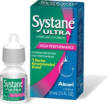 Systane Ultra Lubricating Eye Drops