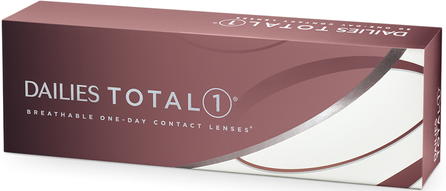 Dailies Total 1 Contact Lenses. 30 pack by Ciba Vision Alcon 7a38f0459e2f