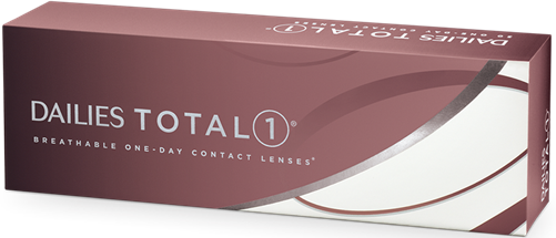 Dailies Total 1 Contact Lenses Ciba Vision/Alcon