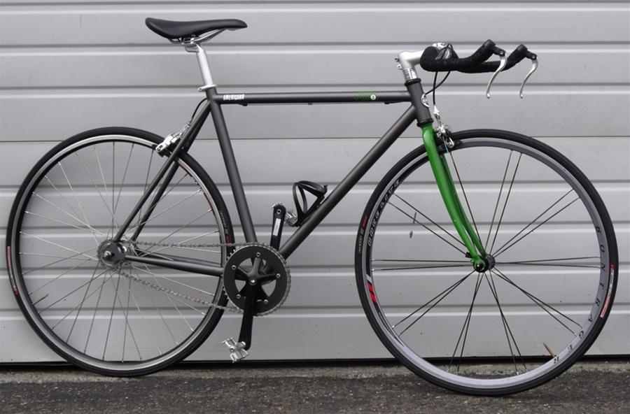 52cm Scattante Americano Single Speed Fixed Gear Road Bike 5 2 5 5