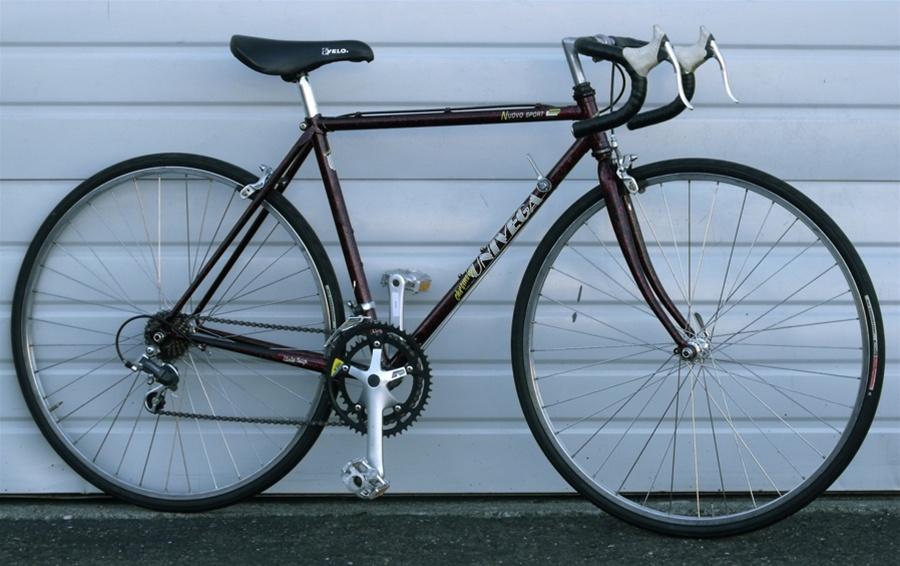 49cm Univega Nuovo Sport Chromoly 14 Speed Road Bike 5 1 5 4